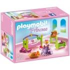 Játék: Playmobil 6852 - A kiskirálylány babaszobája