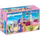 Játék: Playmobil 6855 - Királyi paripa