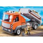 Játék: Playmobil 6861 - Építőanyag-szállítás