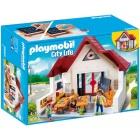 Játék: Playmobil 6865 - Városszéli kisiskola