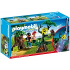 Játék: Playmobil 6891 - Éjszakai kalandtúra