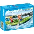 Játék: Playmobil 6892 - Vadvízi evezés