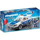 Játék: Playmobil 6920 - Szolgálati rendőrautó