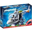 Játék: Playmobil 6921 - Rendőrhelikopter keresőreflektorral