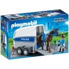Játék: Playmobil 6922 - Rendőrló-szállítás