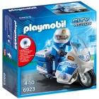Játék: Playmobil 6923 - Rendőrmotoros