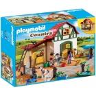 Játék: Playmobil 6927 - Lovasudvar