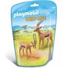 Játék: Playmobil 6942 - Gazellák