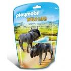 Játék: Playmobil 6943 - Csíkos gnúk