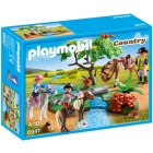 Játék: Playmobil 6947 - Tereplovaglás