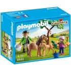 Játék: Playmobil 6949 - Kiscsikó született