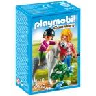 Játék: Playmobil 6950 - Futószáras lovaglás
