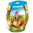 Játék: Playmobil 6968 - Virágszirom és lovasa