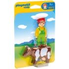 Játék: Playmobil 6972 - Kende kedves tehene