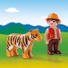 Játék: Playmobil 6976 - Élesfogú tigrisem