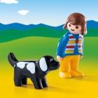 Játék: Playmobil 6977 - Vau-vau kutyuskám