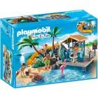 Játék: Playmobil 6979 - Kókuszliget