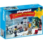 Játék: Playmobil 9007 - Adventi naptár - A tettenért ékszerrabló