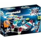 Játék: Playmobil 9002 - FulguriX és Gene ügynök