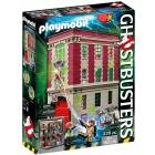 Játék: Playmobil 9219 - Szellemírtók tűzoltóállomása