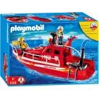 Játék: Playmobil 3128 - Vízágyús motorcsónak