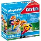 Játék: Playmobil 4686 - Iskolakezdő lurkók