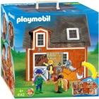 Játék: Playmobil 4142 - Hordozható farmgazdaság