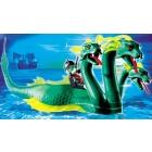 Játék: Playmobil 4805 - Háromfej a félelmetes tengeri szörny