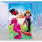 Játék: Playmobil 4816 - Szivárványzátony bűbájkirálynéja