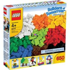 LEGO 6177 - Deluxe alapelemek