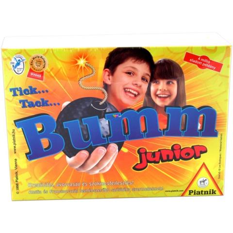 Tick... Tack... Bumm - Junior