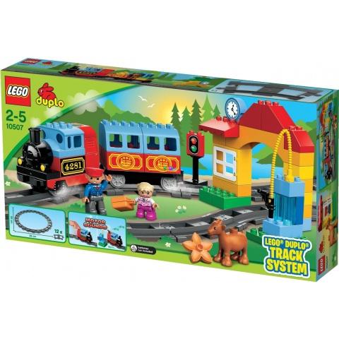 LEGO DUPLO 10507 - Első vasútkészletem
