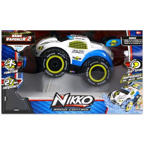 Nikko - Nano VaporizR 2 távirányítós autó, kék