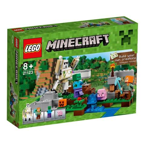 LEGO 21123 - A vasgólem