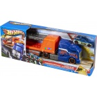 Hot Wheels - Autókilövő kék kamion