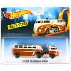 Hot Wheels - Track Stars - Custom Volkswagen Hauler
