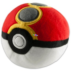 Tomy - Pokémon Repeat ball plüss pokélabda, 12 cm