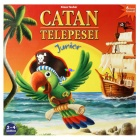 Catan telepesei - Junior