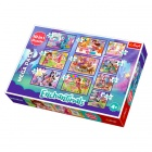 Puzzle - EnchanTimals - Kalandok, 10 az 1-ben