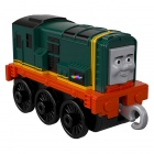 Thomas Trackmaster - Push Along Metal Engine - Paxton