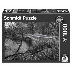 Puzzle - New York Central Park, 1000 db