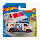 Hot Wheels HW Art cars - Super Van kisautó