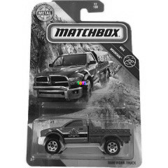 Matchbox MBX Highway - Ram Work Truck kisautó