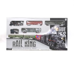 Rail King - Intelligens vonat szett