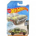 Hot Wheels Rod squad - 68 Chevy Nova kisautó