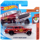 Hot Wheels - 64 Nova Wagon Gasser kisautó