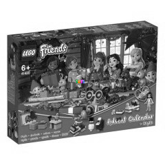 LEGO 41420 - Friends Adventi naptár