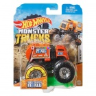 Hot Wheels Monster Trucks - Will Trash It All kisautó