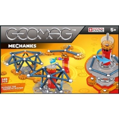Geomag - Mechanics Magnetic Motion, 146 darabos