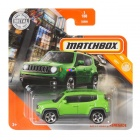 Matchbox - MBX City 2019 Jeep Renegade kisautó